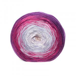 Mayflowers 4 Garn Print 403 Lilla/Pink/Lavendel/Rosa