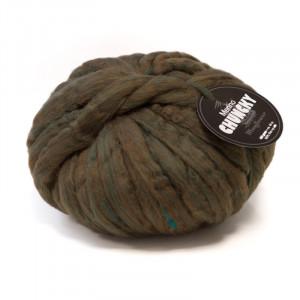 Mayflower Chunky Kæmpe Garn Unicolor 409 Grøn Melange
