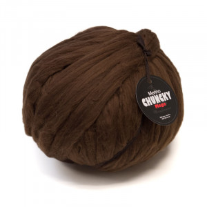 Mayflower Mega Chunky Kæmpe Garn Unicolor 1003 Brun