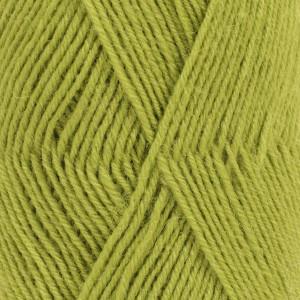 Image of   Drops Fabel Garn Unicolor 112 Æblegrøn