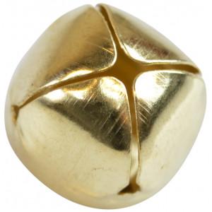 Bjælde / Rasleklokke 15 mm Guld - 1 stk