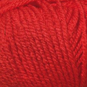 Järbo Lady Garn Unicolor 44506 Rød