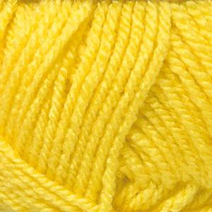 Järbo Lady Garn Unicolor 44917 Neon Gul
