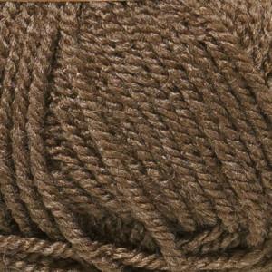 Järbo Lady Garn Unicolor 44929 Brun Melange