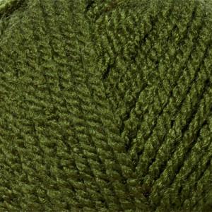 Järbo Lady Garn Unicolor 44938 Armygrøn