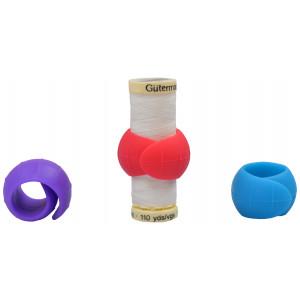 Trådholder til Sytråd Ass. farver - 3 stk