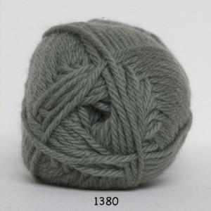 Hjertegarn Lima Garn Unicolor 1380 Søgrøn