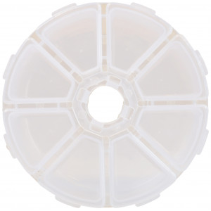 Infinity Hearts Opbevaringsboks Plastik 11cm - 1 stk
