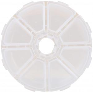 Opbevaringsboks Plastik 11cm - 1 stk