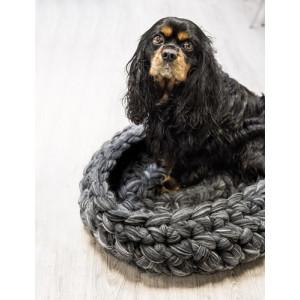 Mayflower Hæklet Hundekurv - Hæklekit