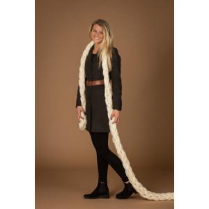 Mayflower Hæklet Halstørklæde - Hæklekit