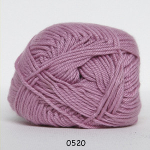 Image of   Hjertegarn Blend/Tendens Garn Unicolor 520 Gammelrosa