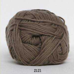 Hjertegarn – Hjertegarn blend/tendens garn unicolor 2121 lysebrun fra rito.dk