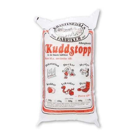 Kuddstopp Fyldevat/Bamsefyld/Dukkefyld/Pudefyld/Vat 300 gram thumbnail