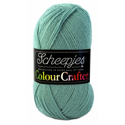Image of   Scheepjes Colour Crafter Garn Unicolor 1725 Ameland