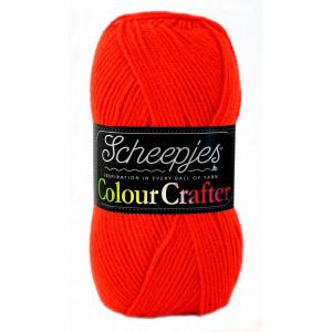 Image of   Scheepjes Colour Crafter Garn Unicolor 1010 Amsterdam
