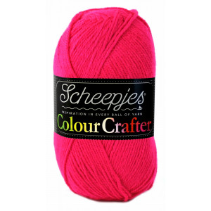 Image of   Scheepjes Colour Crafter Garn Unicolor 1435 Apeldoorn