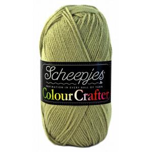 Image of   Scheepjes Colour Crafter Garn Unicolor 1065 Assen