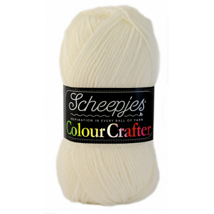 Image of   Scheepjes Colour Crafter Garn Unicolor 1005 Barneveld