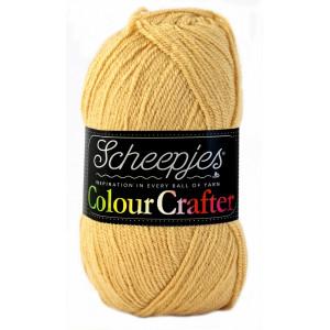 Image of   Scheepjes Colour Crafter Garn Unicolor 1420 Bergen
