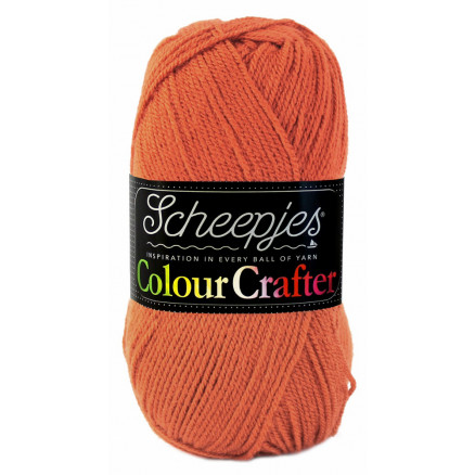 Image of   Scheepjes Colour Crafter Garn Unicolor 1029 Breda