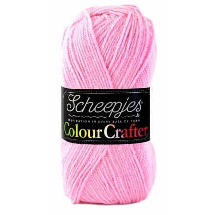 Image of   Scheepjes Colour Crafter Garn Unicolor 1241 Bosch