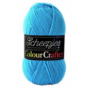 Image of   Scheepjes Colour Crafter Garn Unicolor 1068 Den Helder