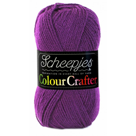 Image of   Scheepjes Colour Crafter Garn Unicolor 1425 Deventer