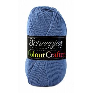 Image of   Scheepjes Colour Crafter Garn Unicolor 1302 Dokkum