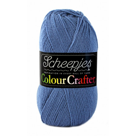 Image of   Scheepjes Colour Crafter Garn Unicolor 1302 Dokkum