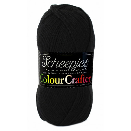 Image of   Scheepjes Colour Crafter Garn Unicolor 1002 Ede