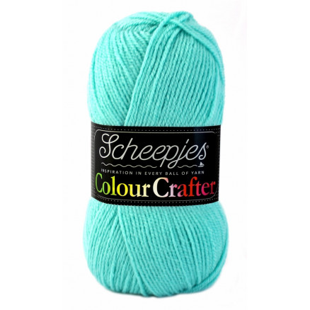 Image of   Scheepjes Colour Crafter Garn Unicolor 1422 Eelde
