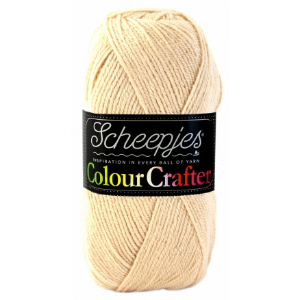 Image of   Scheepjes Colour Crafter Garn Unicolor 1710 Ermelo
