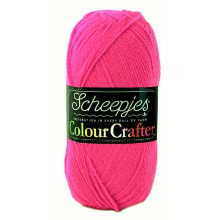 Image of   Scheepjes Colour Crafter Garn Unicolor 1257 Hilversum