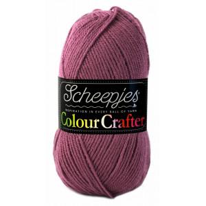 Image of   Scheepjes Colour Crafter Garn Unicolor 1067 Hoorn