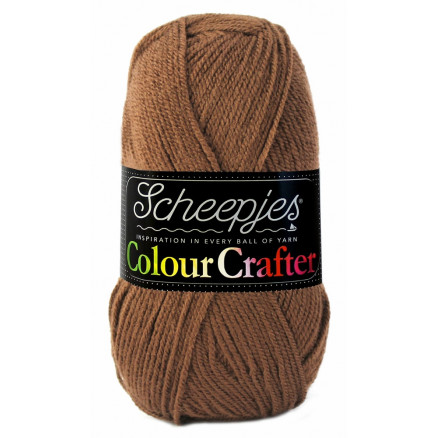 Image of   Scheepjes Colour Crafter Garn Unicolor 1054 Haarlem