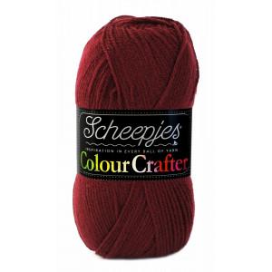 Image of   Scheepjes Colour Crafter Garn Unicolor 1035 Kampen