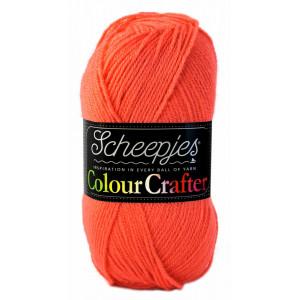 Image of   Scheepjes Colour Crafter Garn Unicolor 1132 Leek