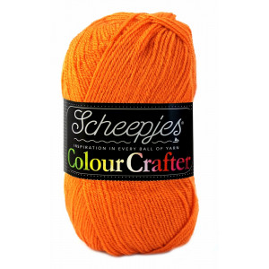 Image of   Scheepjes Colour Crafter Garn Unicolor 1711 Leeuwarden