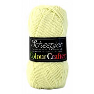 Image of   Scheepjes Colour Crafter Garn Unicolor 1020 Leiden