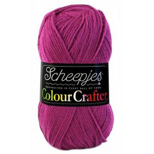 Image of   Scheepjes Colour Crafter Garn Unicolor 1061 Meppel
