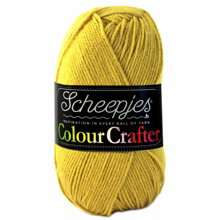 Image of   Scheepjes Colour Crafter Garn Unicolor 1712 Nijmegen