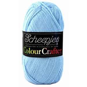 Image of   Scheepjes Colour Crafter Garn Unicolor 1019 Texel