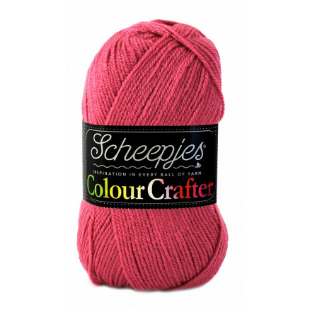 Image of   Scheepjes Colour Crafter Garn Unicolor 1023 Tiel