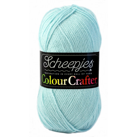 Image of   Scheepjes Colour Crafter Garn Unicolor 1034 Urk