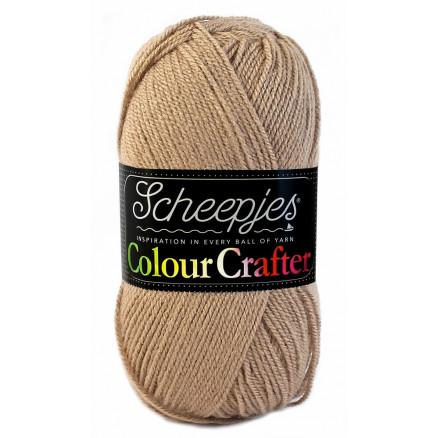 Image of   Scheepjes Colour Crafter Garn Unicolor 1064 Veenendaal