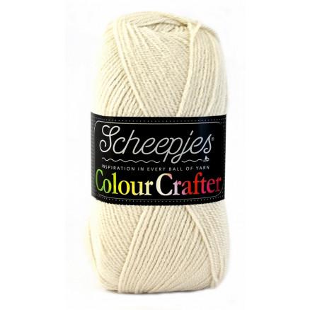 Image of   Scheepjes Colour Crafter Garn Unicolor 1218 Zandvoort