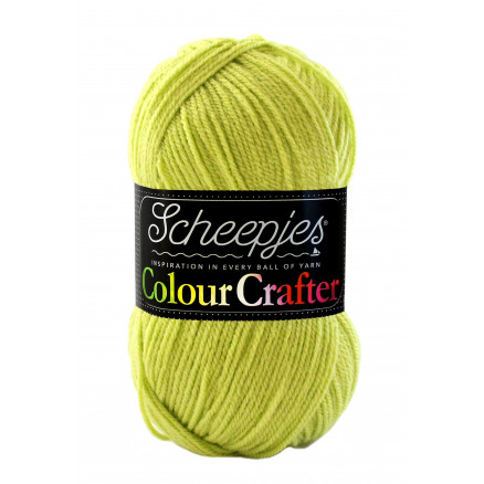 Image of   Scheepjes Colour Crafter Garn Unicolor 1822 Delfzijl