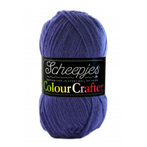 Image of   Scheepjes Colour Crafter Garn Unicolor 1825 Harlingen