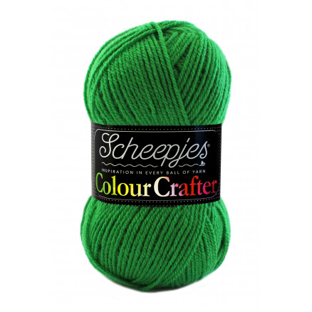 Image of   Scheepjes Colour Crafter Garn Unicolor 1826 Franeker